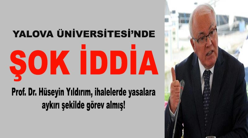YOK ARTIK YALOVA ÜNİVERSİTESİ!