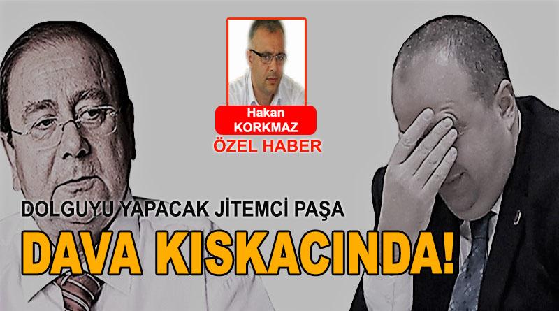 LEVENT ERSÖZ'E GÜVENEN CHP'Lİ BAŞKAN ZORDA!