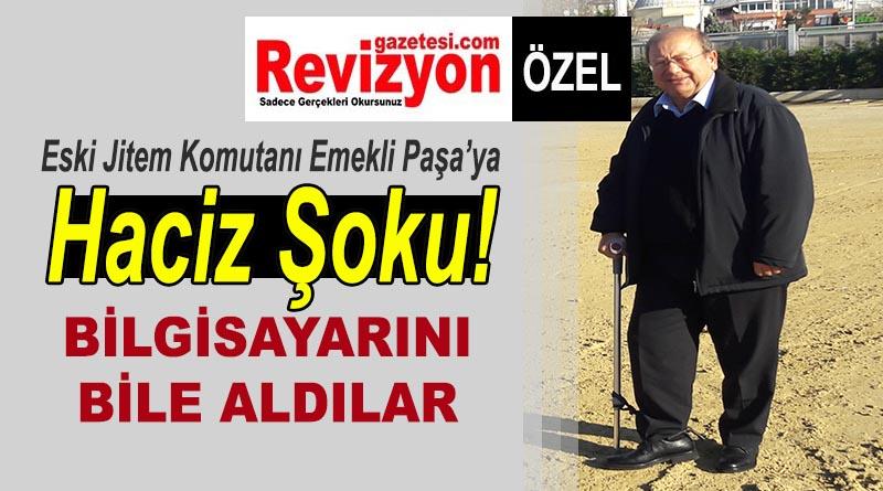 LEVENT ERSÖZ'ÜN FİRMASINA HACİZ!