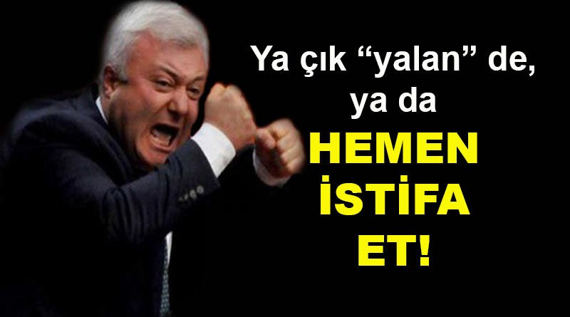 TUNCAY ÖZKAN SESSİZ!