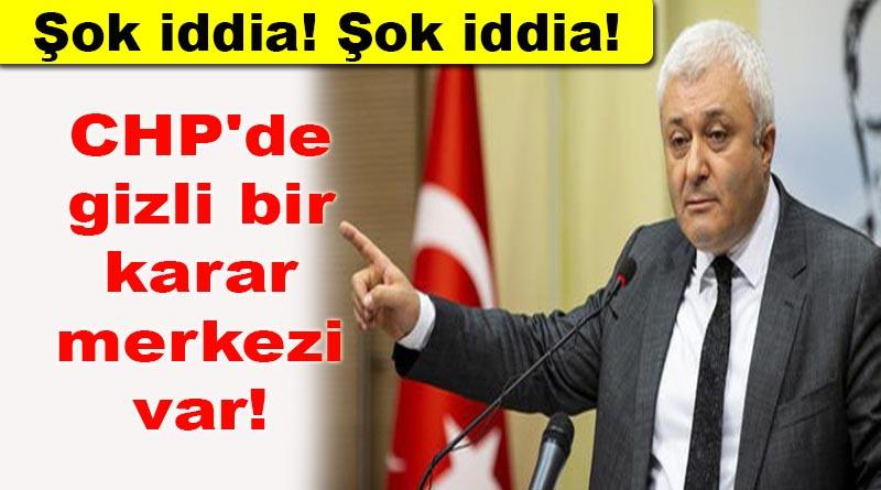 Tuncay Özkan bunu dedi mi? 'CHP'de gizli bir karar merkezi var!'