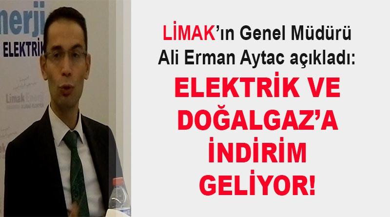Limak'ın Genel Müdürü: Vatandaşa hak veriyoruz