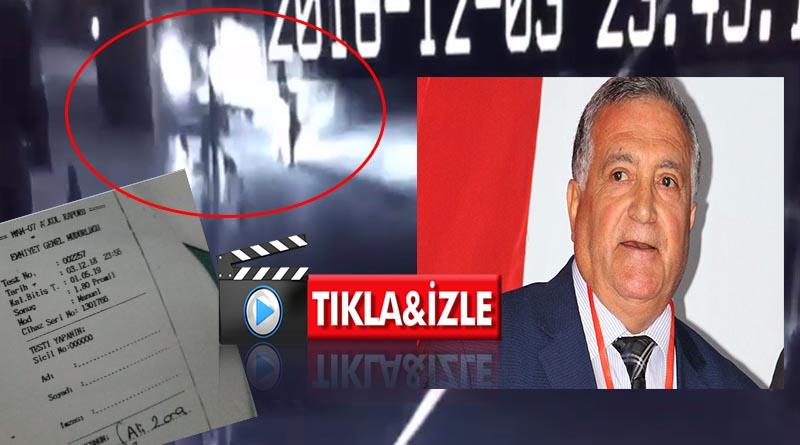 CHP Çınarcık İlçe Başkanı Ali Zara kaza yaptı!