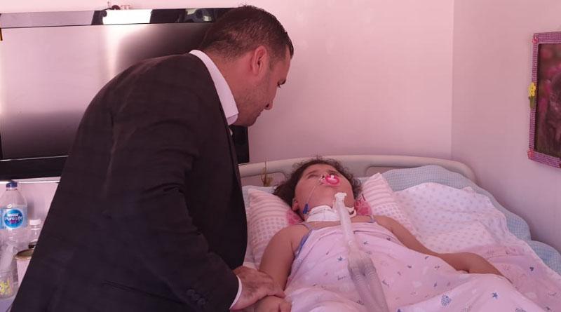 AK Parti Yalova İl Başkanı Muğlim Bağatar, 35 bin lira masrafı üstlendi