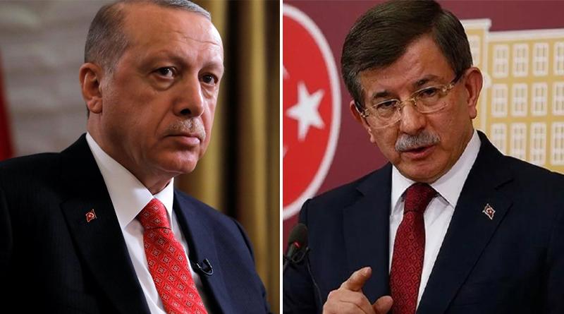 Erdoğan'dan Davutoğlu'na: Memleketi ateşe atma!