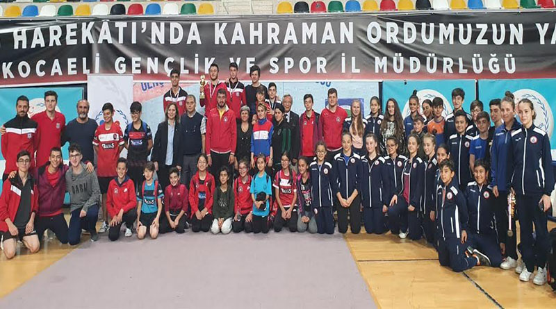 Türkiye ikinci ve üçüncüsü Yalova'dan