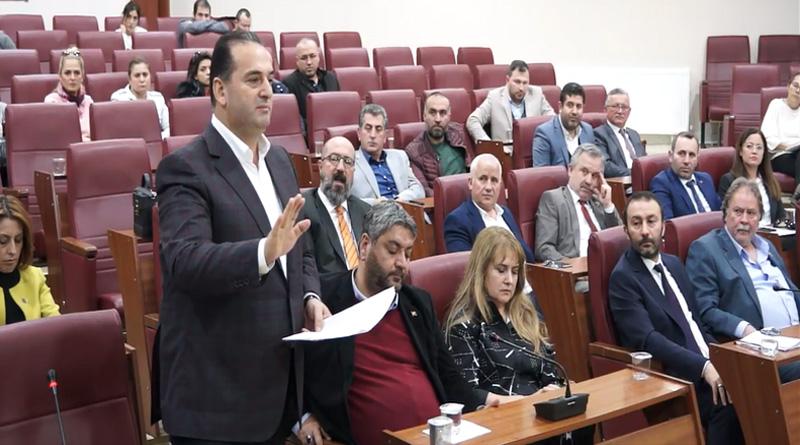 Yalova Belediye Meclisinde Yaski bütçesi tartışması