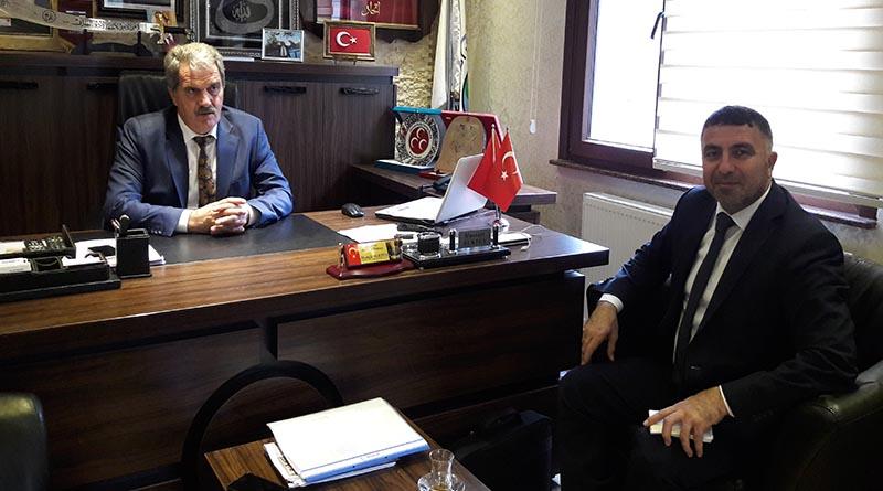 Mustafa Nurten: Teşvikiye akıllı su sayacına geçti