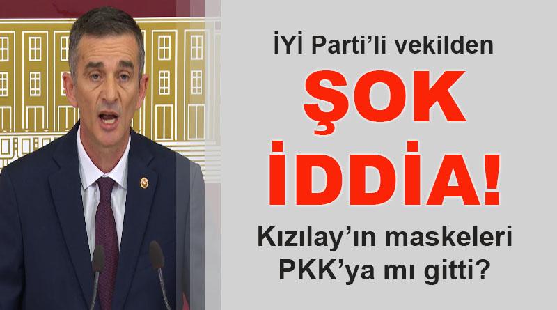İYİ Parti Sakarya Milletvekili Ümit Dikbayır'dan can sıkan iddia!