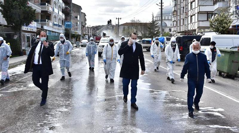 Yalova Belediye Başkan Vekili Mustafa Tutuk: Bu zor günleri hep birlikte aşacağız