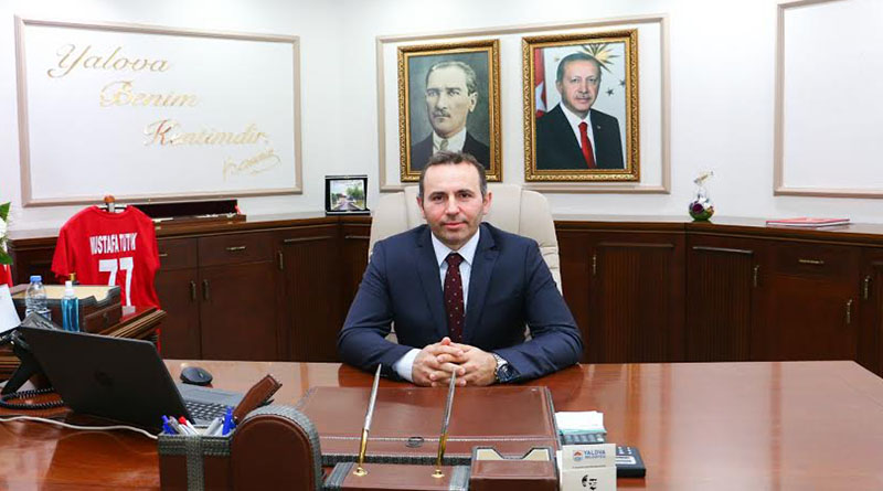 Yalova Belediye Başkan Vekili Mustafa Tutuk'tan mesaj