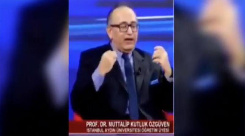 Prof. Dr. Muttalip Kutluk Özgüven'den canlı yayında kız çocukları hakkında skandal ifadeler!