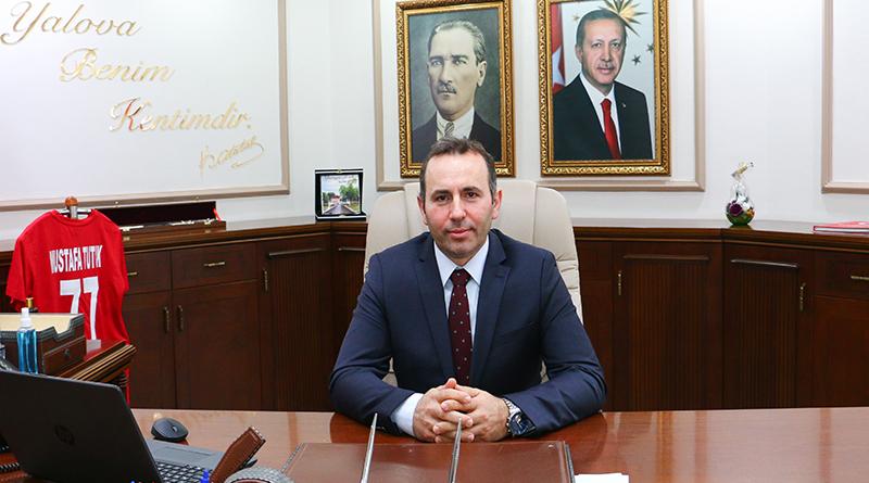 Başkan Mustafa Tutuk: Biz Yalova Belediyesi olarak kentimize hizmet etmeye devam edeceğiz