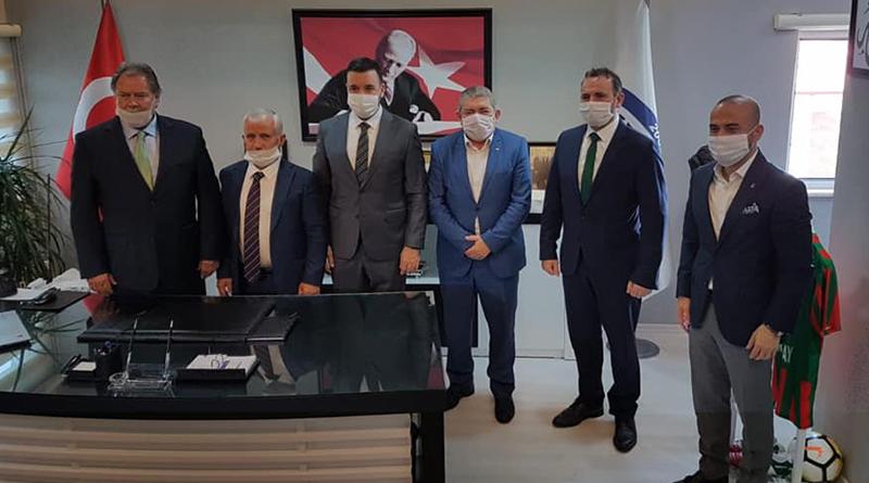Yaski'nin yeni Başkanı Ahmet Kumali oldu