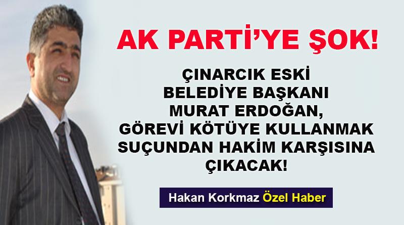 Çınarcık eski Belediye Başkanı Murat Erdoğan'a dava açıldı, görevi kötüye kullanmak suçundan hakim karşısına çıkacak!