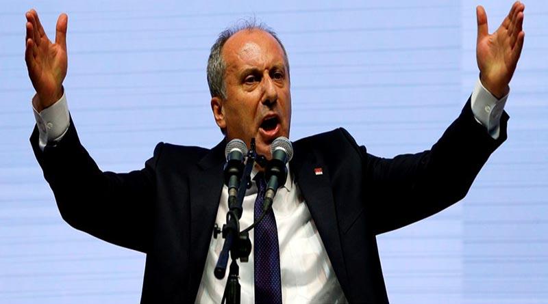 İnce'den tepki: Avukatlara, Baro Başkanlarına yapılan zulümdür, utanç vericidir!
