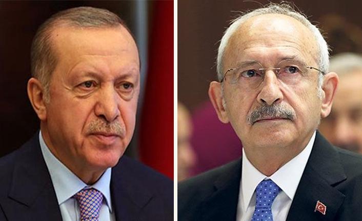 Cumhurbaşkanı Erdoğan'dan Kılıçdaroğlu'na 2 milyon liralık dava