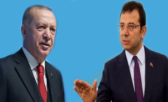 Erdoğan, İmamoğlu'nu hedef aldı... İmamoğlu, Erdoğan'a yanıt verdi...