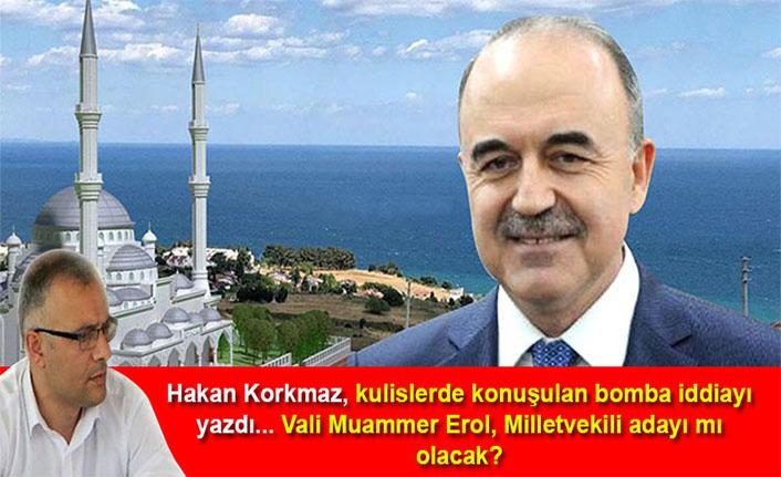 Hakan Korkmaz yazdı… Yalova Valisi Muammer Erol, Milletvekili adayı mı olacak?