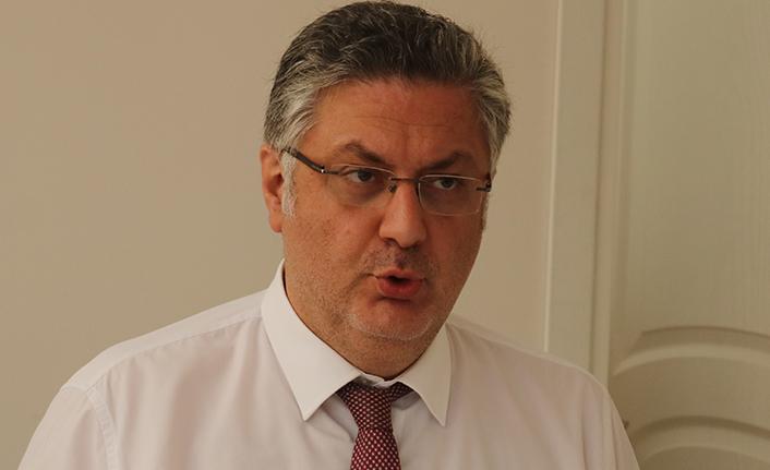 Mehmet Gürel: Türkiye'nin en başarılı il başkanı olmak istiyorum