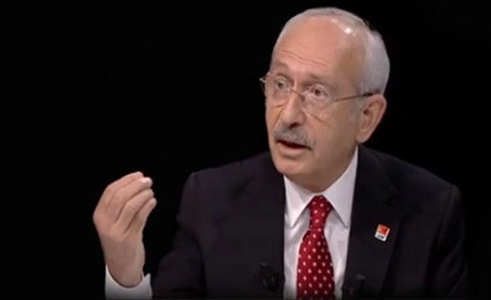 Kılıçdaroğlu: Erken seçime gitmeleri gerekir!