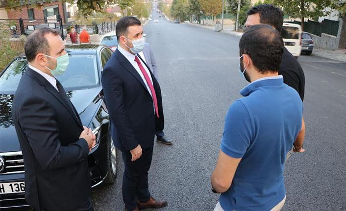 Başkan Mustafa Tutuk: Çalışınca oluyor