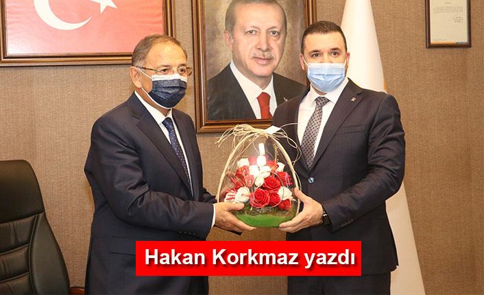 Hakan Korkmaz yazdı... Özhaseki'den Bağatar'a önemli destek