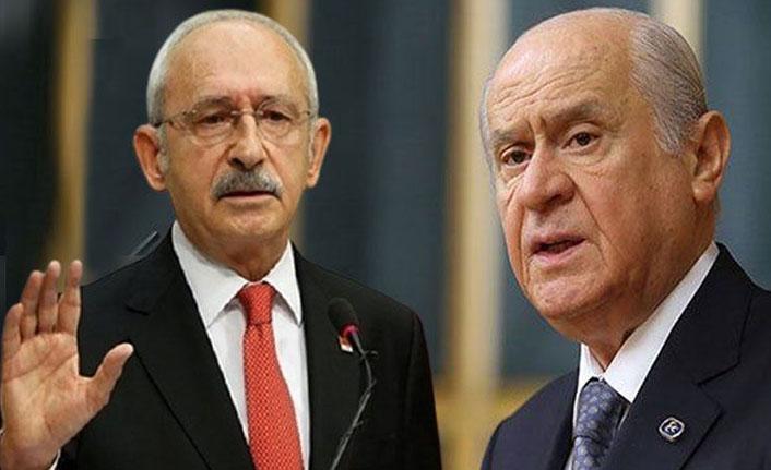 Kılıçdaroğlu'ndan Bahçeli'ye çağrı: Türkiye'yi seçime götür!