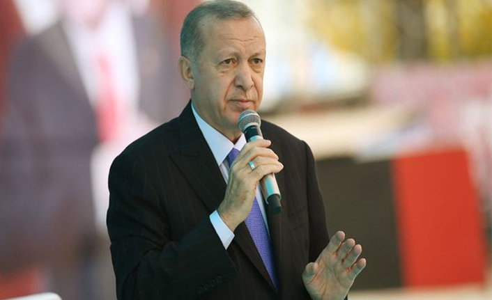 Cumhurbaşkanı Erdoğan: Ekonomi ve hukukta yeni reform dönemi başlatıyoruz