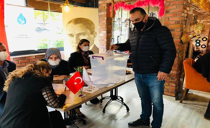 Deva Partisi Çınarcık Kongresi yapıldı