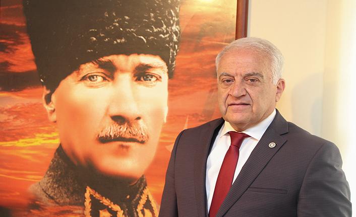 YTSO Başkanı Tahsin Becan'dan 10 Kasım mesajı