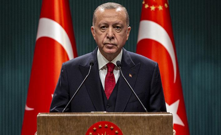 Erdoğan: Büyükşehirlerde aylık 750 TL diğer illerde ise 500 TL kira desteği yapacağız