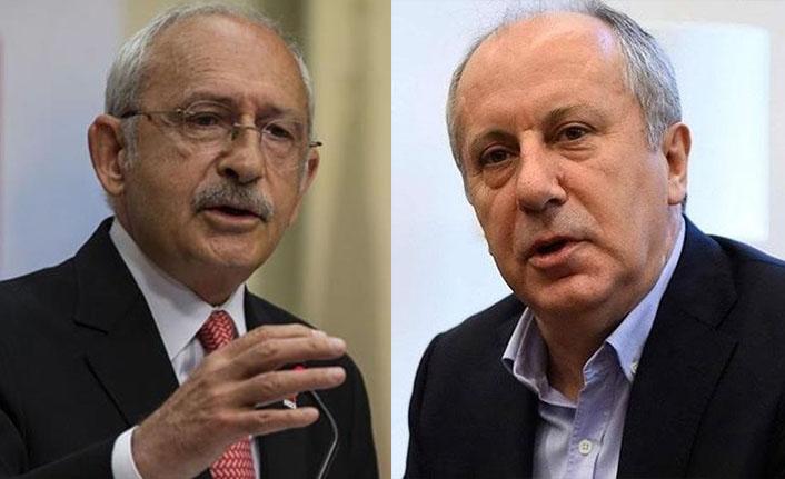 İnce'nin parti kurmasıyla ilgili konuşan Kılıçdaroğlu: CHP'de mutlu değilse...