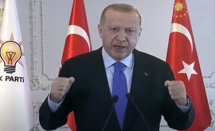 Erdoğan: CHP'nin başındaki zat partisindeki taciz iddialarına 56 gündür niye sessiz?