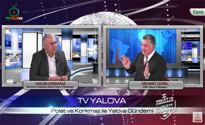 CHP Yalova İl Başkanı Mehmet Gürel açıkladı: Yalova'da CHP'den istifa sayısı 124