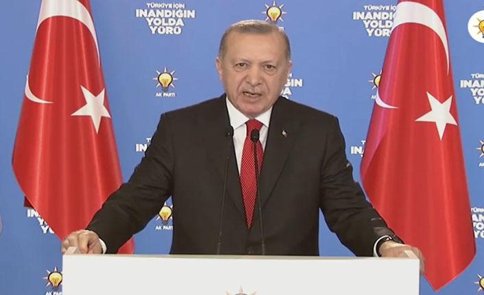 Erdoğan: CHP parçalanmaya başladı!