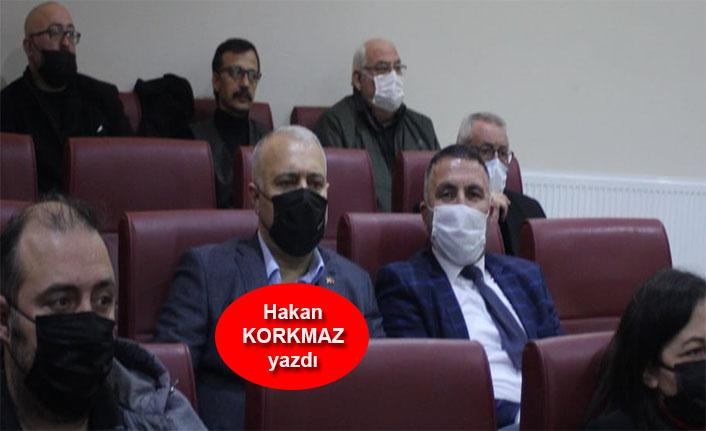 Hakan Korkmaz Yalova Belediye Meclisini takip etti ve yazdı: Ucuz siyaset!