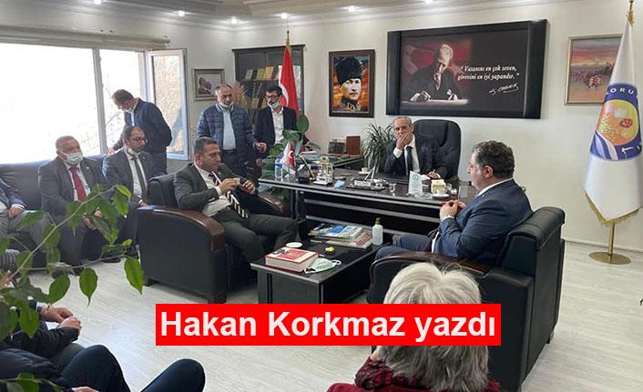 Hakan Korkmaz yazdı: Mehmet Gürel ve Kamil Yaman nihayet görüştüler!