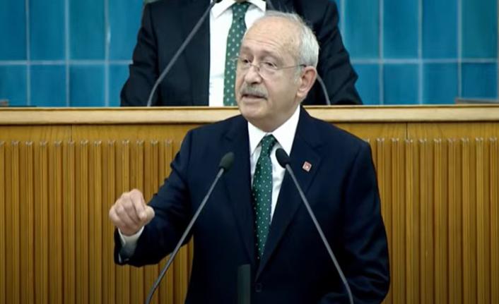 Kılıçdaroğlu, iktidar olunca yapacaklarını 7 maddede sıraladı