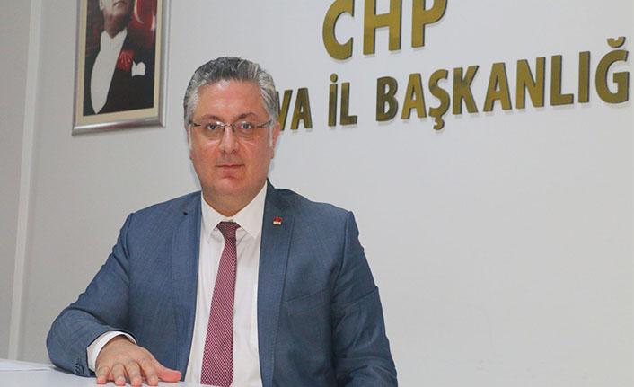 Toplu istifa haberleri üzerine CHP Yalova İl Başkanı Mehmet Gürel açıklama yaptı!