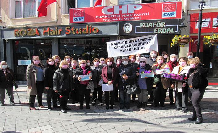 CHP Yalova İl Başkanı Mehmet Gürel: CHP iktidarında muhakkak son bulacaktır