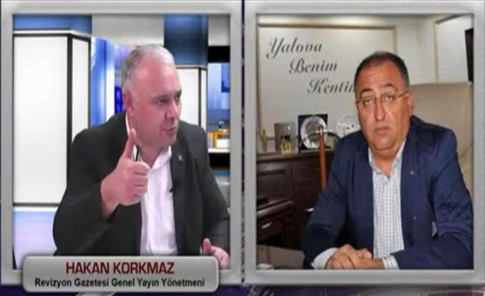 Hakan Korkmaz: Yalova, tarihinin en büyük siyasi yüzsüzlüğü ile karşı karşıyadır!