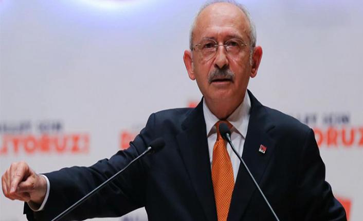 Kılıçdaroğlu: Halkımızın tek gerçek gündemi sofrasıdır