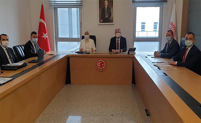 Tutuk, Bağatar, Şahin... Ankara ziyaret... Hedef 2023