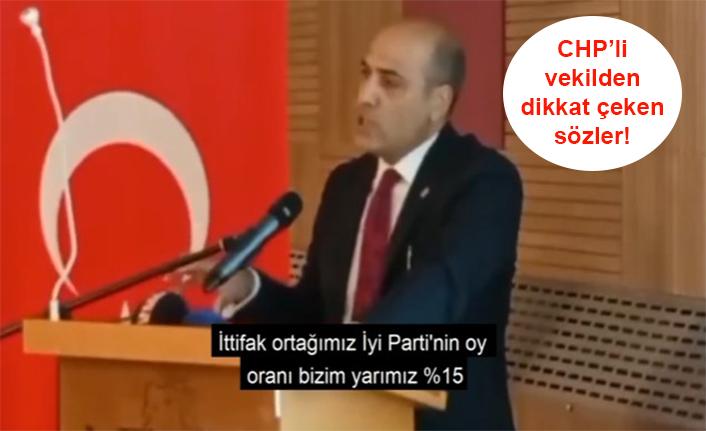 CHP Balıkesir Milletvekili Fikret Şahin: Kendi elimizle İYİ Parti'yi güçlendiriyoruz!