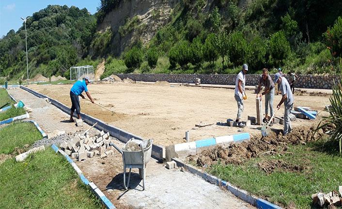 CHP'li Koru Belediyesi özkaynaklarıyla halka hizmet etmeye devam ediyor