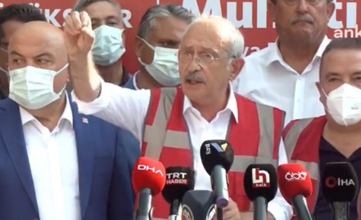 Kılıçdaroğlu sordu: Nereye gitti bu uçaklar?