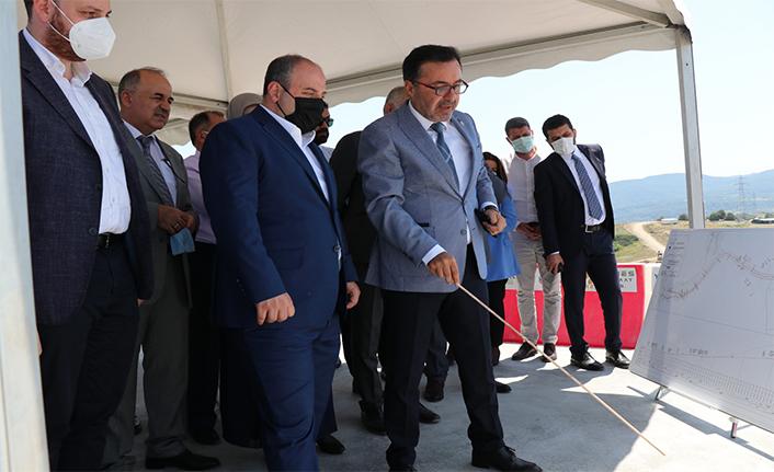 Bakan Varank'tan, Yalova İMES Makine İhtisas OSB'ye ziyaret
