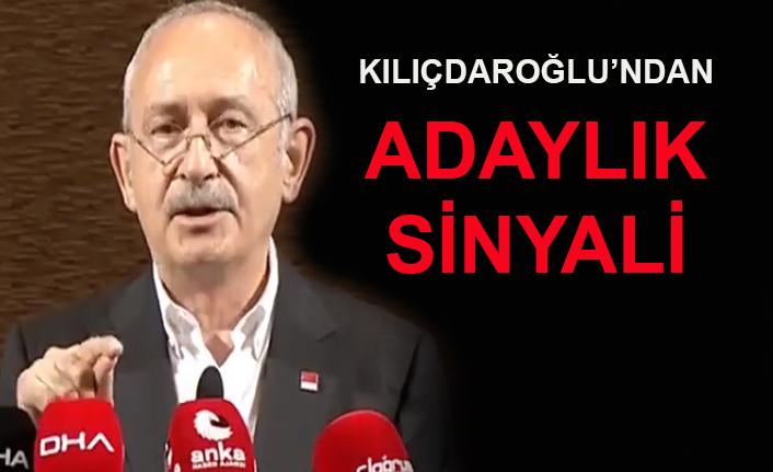 """Kılıçdaroğlu: Millet İttifakı """"Aday ol"""" derse olurum"""