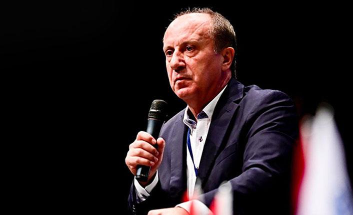 Partisinin İstanbul 1. Olağan Kongresinde konuşan Muharrem İnce iktidara yüklendi!